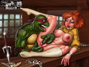 mutant ninja turtles sex