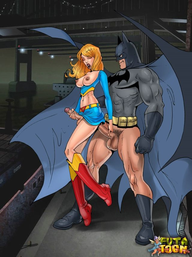 the batman cartoon porn